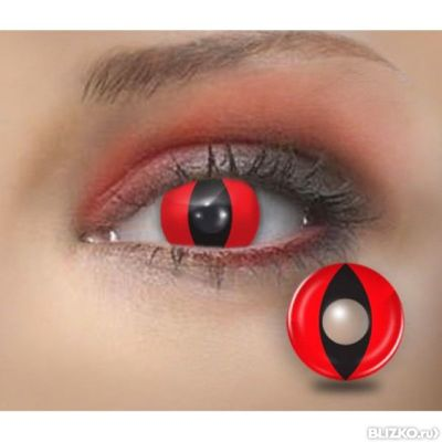 Cat eye medical conditions