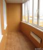 Отделка балконов мдф.