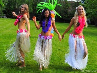 Конкурсы для девичника гавайская вечеринка