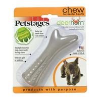Petstages (петстейдж) игрушка для собак с оленьими рогами Deerhorn 12 см