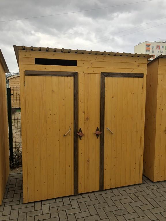 Хозблок со сборкой на участке от компании СтройСад купить в городе Нижний Новгород