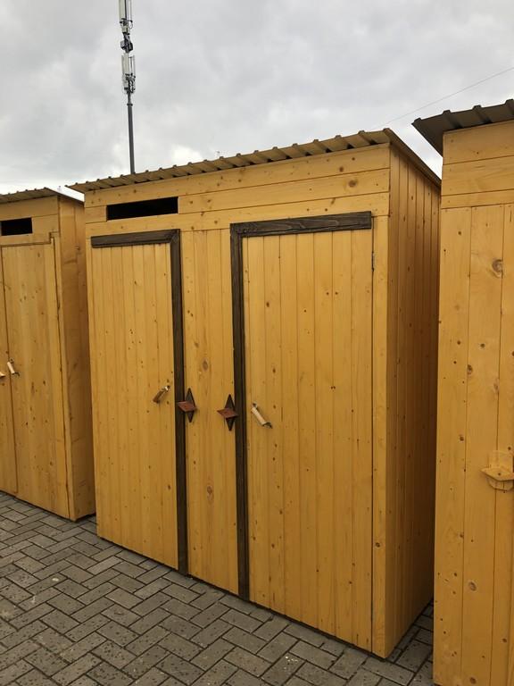 Хозблок 2*1 м с 2 помещениями от компании СтройСад купить в городе Нижний Новгород